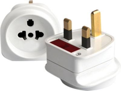 TRAVEL Overseas traveller to UK adapter