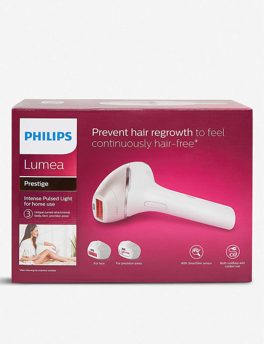 Lumea Prestige IPL Hair Removal