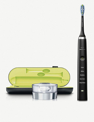 PHILIPS Sonicare DiamondClean black electric toothbrush