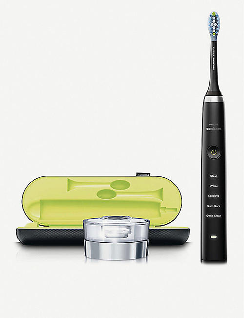 SONICARE Sonicare DiamondClean black electric toothbrush