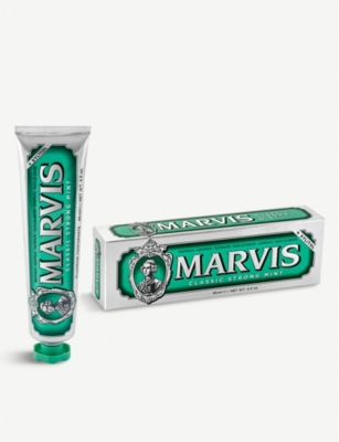 MARVIS Classic Strong Mint toothpaste 85ml