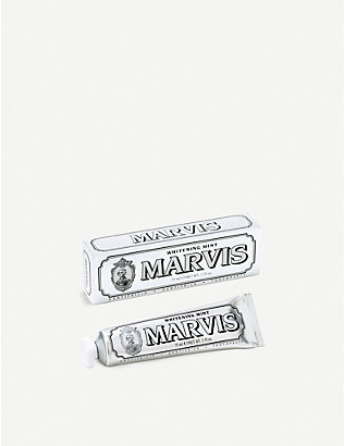 MARVIS: Whitening mint toothpaste 85ml