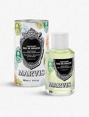MARVIS Strong Mint Mouthwash 120ml