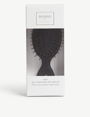BALMAIN Mini all-purpose hair brush