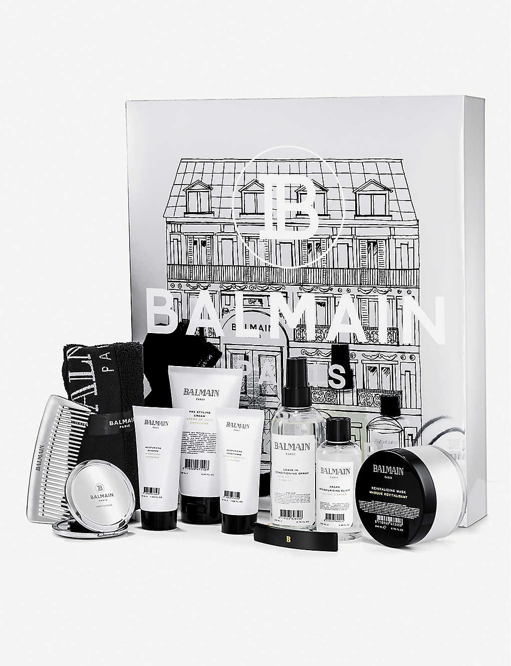 BALMAIN: Limited Edition 10 Days of Balmain Paris Hair Couture Advent Calendar 2019