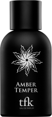 THE FRAGRANCE KITCHEN Amber Temper eau de parfum 100ml
