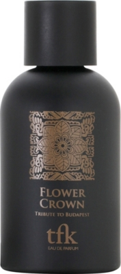 THE FRAGRANCE KITCHEN Flower Crown eau de parfum 100ml