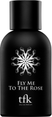 THE FRAGRANCE KITCHEN Fly Me To The Rose eau de parfum 100ml