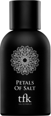 THE FRAGRANCE KITCHEN Petals Of Salt eau de parfum 100ml