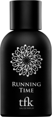 THE FRAGRANCE KITCHEN Running Time eau de parfum 100ml