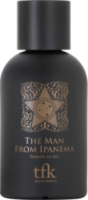 THE FRAGRANCE KITCHEN The Man From Ipanema eau de parfum 100ml