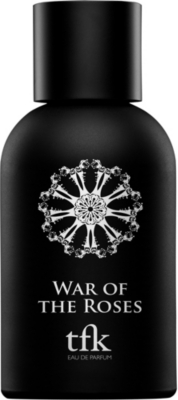THE FRAGRANCE KITCHEN War Of The Roses eau de parfum 100ml