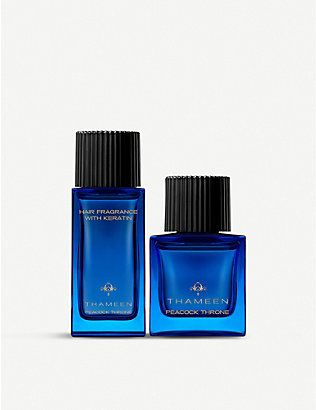 THAMEEN: Peacock Throne eau de parfum set
