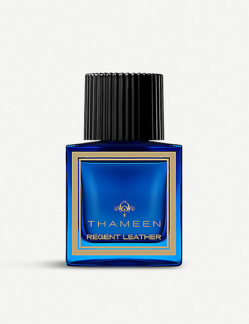 THAMEEN: Regent leather extrait de parfum 50ml