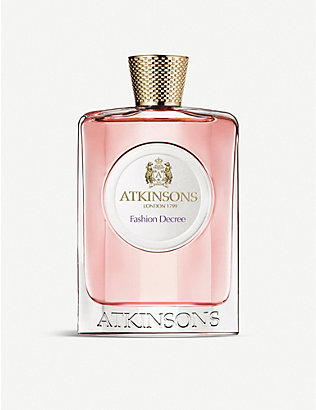 ATKINSONS: Fashion Decree Woman eau de toilette 100ml