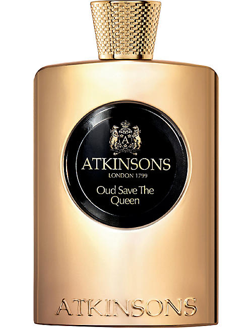 ATKINSONS:Oud Save the Queen 浓香水 100 毫升