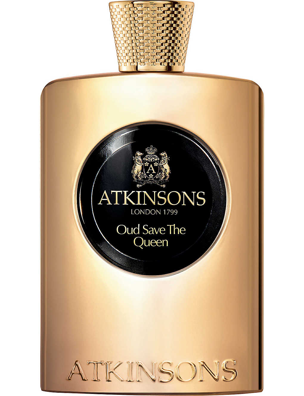 ATKINSONS: Oud Save the Queen eau de parfum 100ml