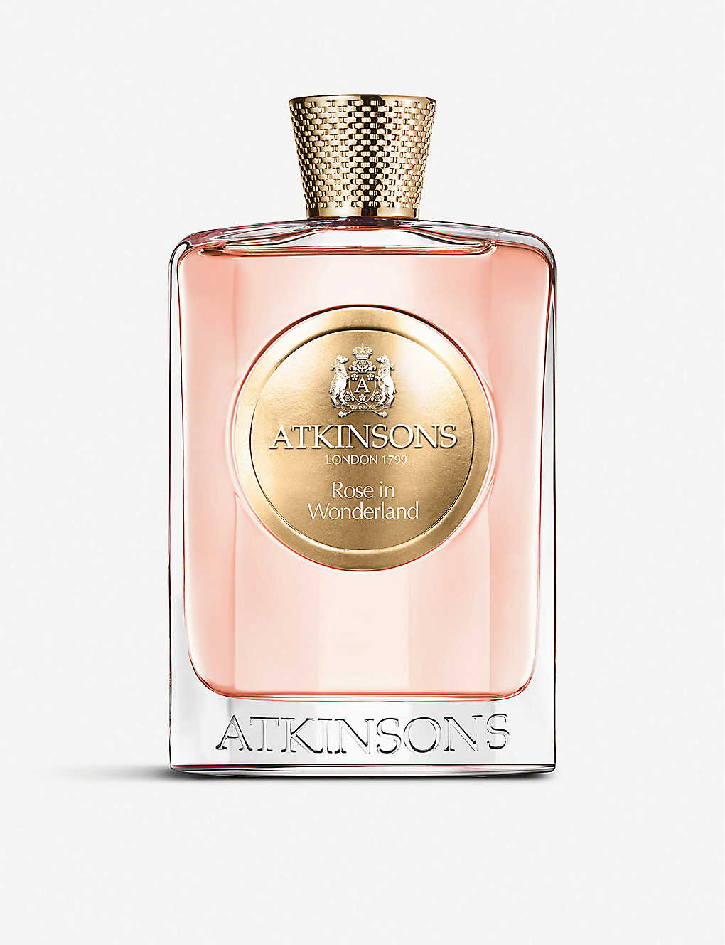 ATKINSONS: Rose in Wonderland eau de parfum 100ml