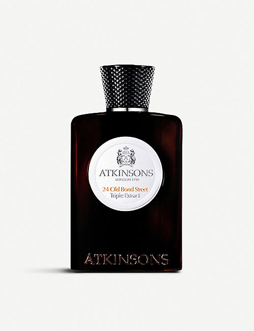 ATKINSONS 24 Old Bond Street Triple Extract 1 eau de cologne
