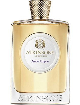 ATKINSONS: Amber Empire eau de toilette 100ml