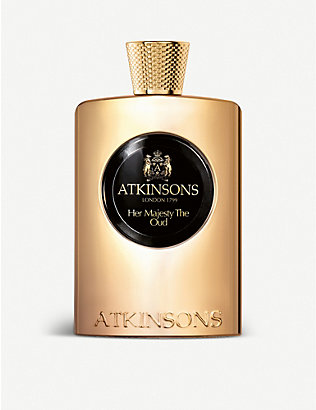 ATKINSONS: Her Majesty the Oud eau de parfum 100ml