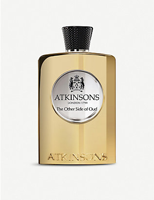 ATKINSONS: The Other Side of Oud eau de parfum 100ml