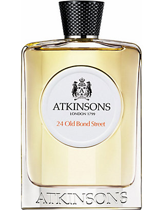 ATKINSONS: 24 Old Bond Street eau de cologne