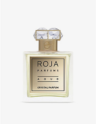 ROJA PARFUMS: Aoud Crystal Parfum 100ml