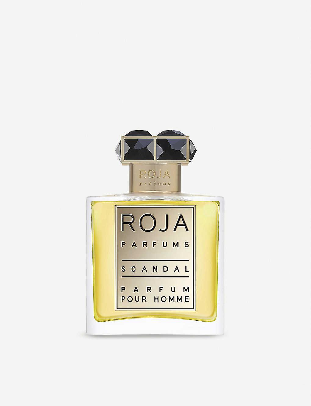 Roja Parfums Scandal Parfum Pour Homme 50ml Selfridgescom