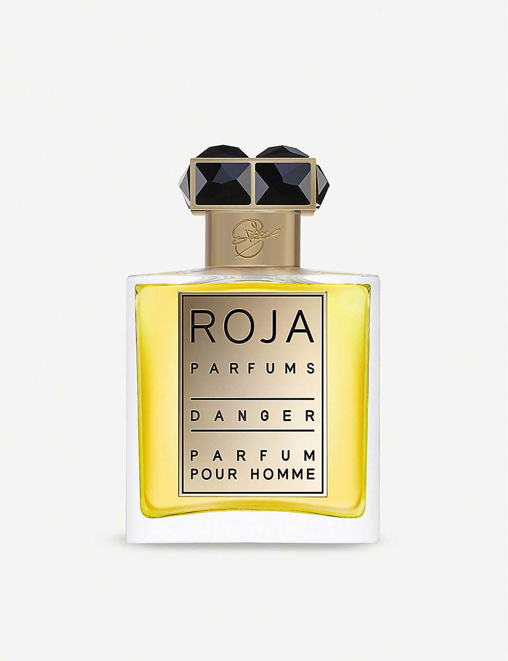 Roja Parfums Danger Parfum Pour Homme 50ml Selfridgescom