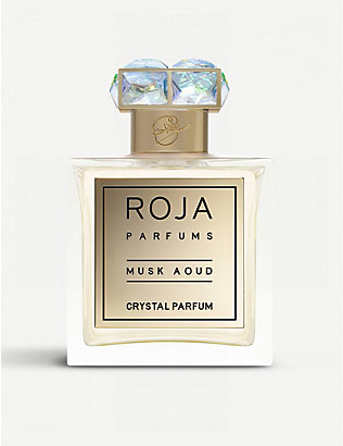 ROJA PARFUMS: Musk Aoud Crystal Parfum 100ml