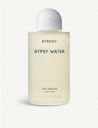 BYREDO: Gypsy water body wash 225ml