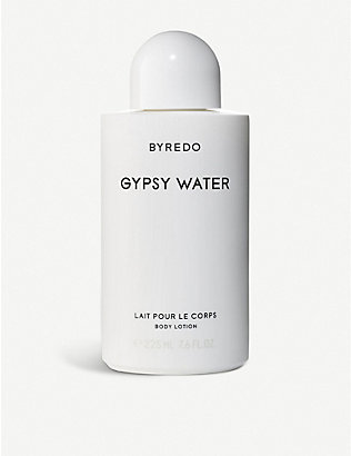BYREDO:Gypsy Water 身体乳液 225毫升
