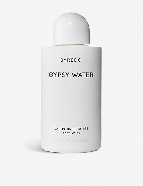 BYREDO: Gypsy Water body lotion 225ml