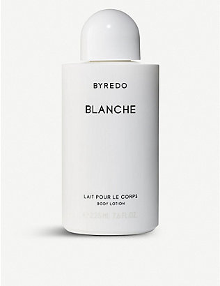 BYREDO: Blanche body lotion 225ml