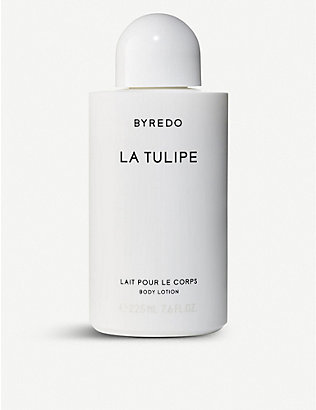 BYREDO: La Tulipe body lotion 225ml