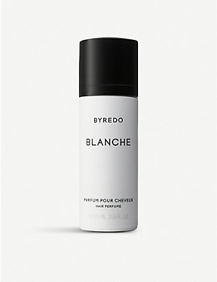 BYREDO: Blanche hair perfume 75ml