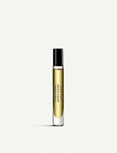 BYREDO: Gypsy Water roll-on perfume oil 7.5ml