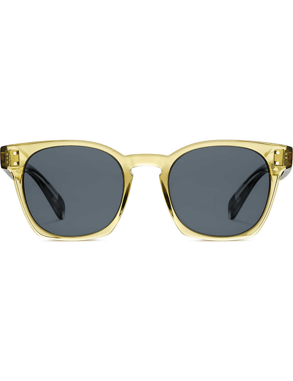 f74891a3aaa9 Oliver Peoples photochromic sunglasses- L100109 Beige Crystal and Indigo ...