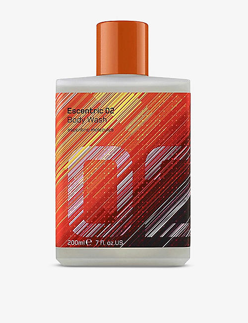 ESCENTRIC MOLECULES: Escentric 02 body wash 200ml