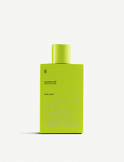 ESCENTRIC MOLECULES: Escentric 03 body wash 200ml