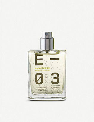 ESCENTRIC MOLECULES: Escentric 03 eau de toilette travel case 30ml