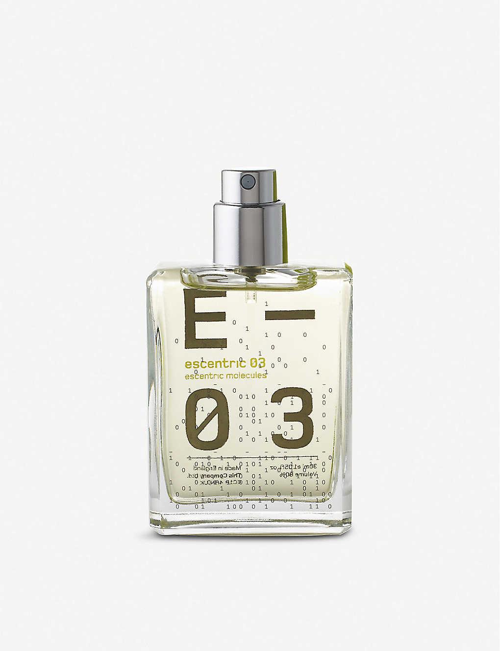 Molecule 03 | Perfume brands, Escentric
