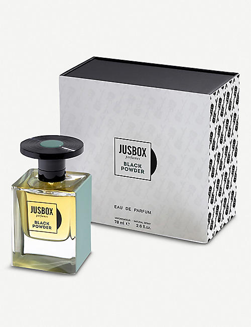 JUSBOX: Black Powder perfume 78ml