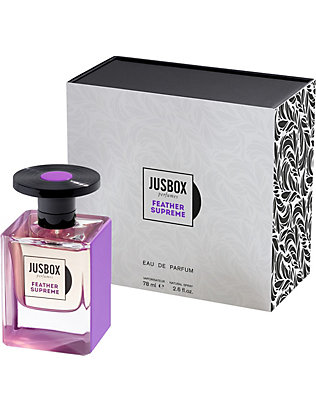 JUSBOX: Feather Supreme eau de parfum 78ml