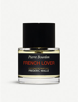 FREDERIC MALLE: French lover cologne