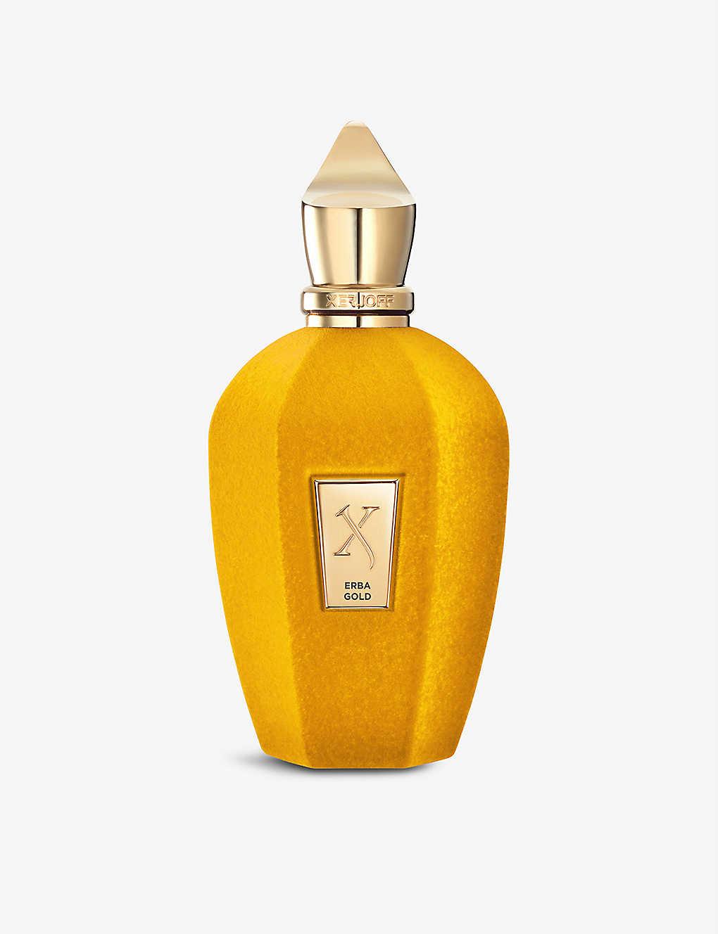 Xerjoff Erba Gold Eau De Parfum 100ml Selfridgescom