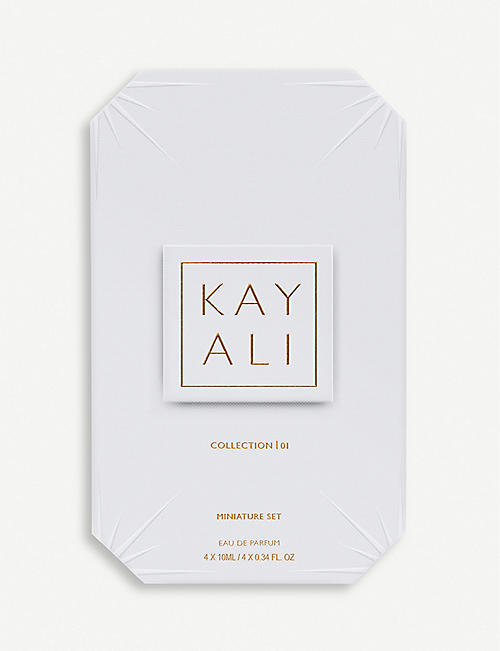 HUDA BEAUTY Kayali Coffret 4 x 10ml