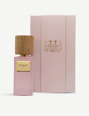 MEMOIZE LONDON Rose Luxuria eau de parfum 100ml