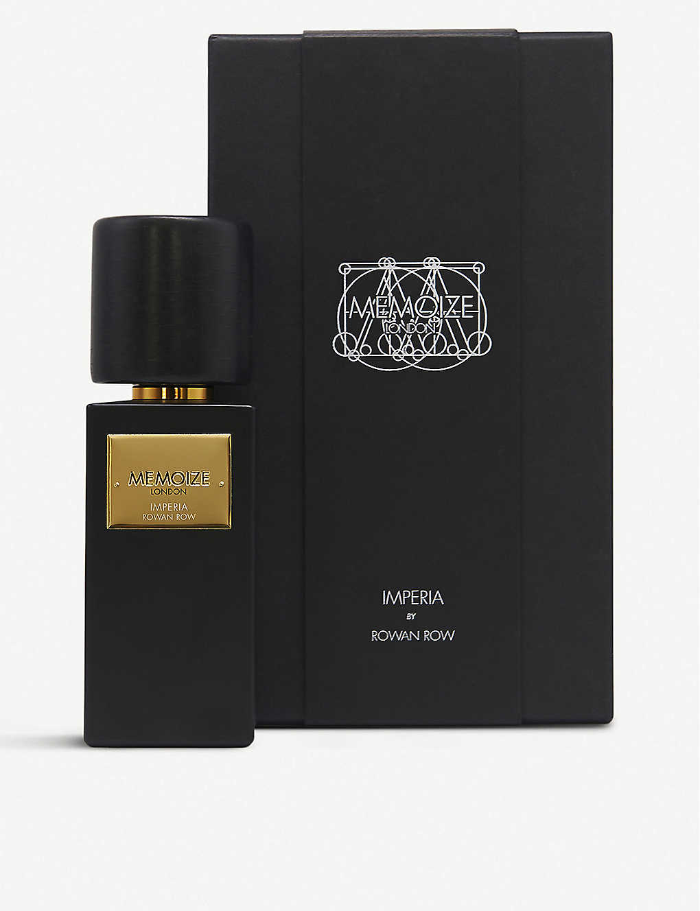 MEMOIZE LONDON: Imperia by Rowan Row extrait de parfum 100ml